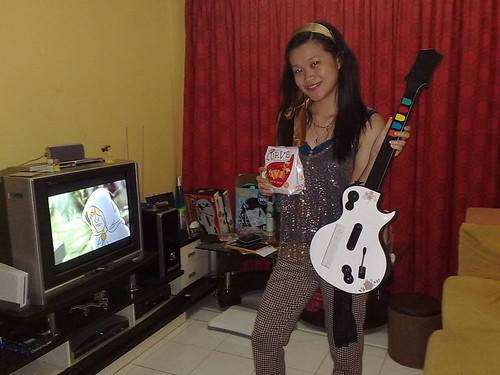 Guitar Hero nerd