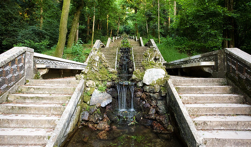 The Cold Fountain, Bucaco Forest, Portugal