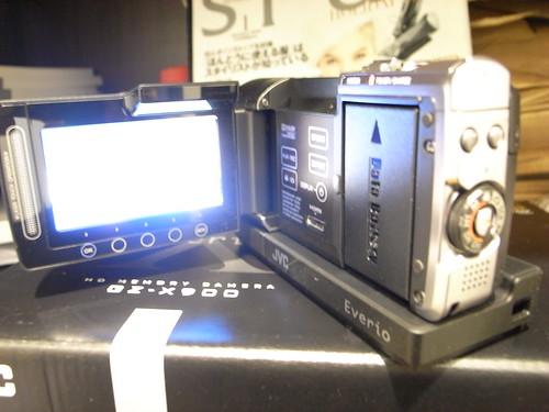 【攝影玩意兒】JVC GZ X900