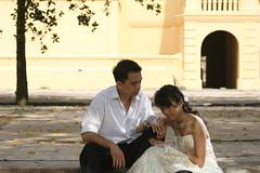 ~ Mt cnh hoa khi, n ci mong manh, mt hn yu ui... ~ (*^ ^* Sherry) Tags: winter wedding sherry 2009
