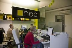 Neo recepció