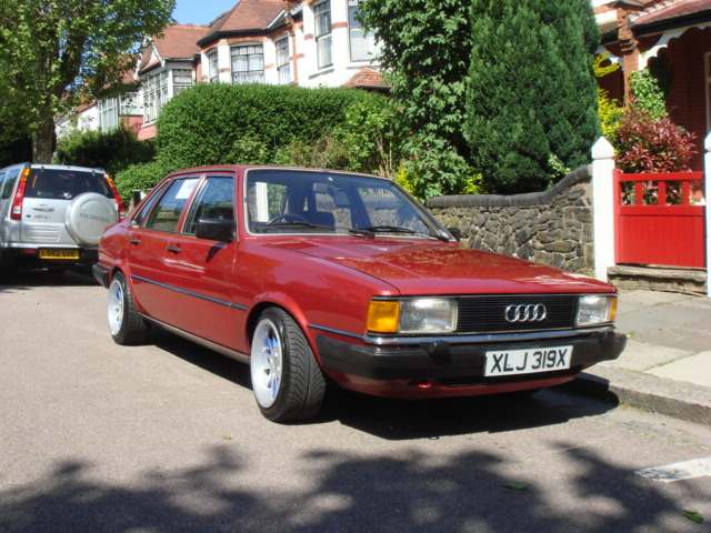1981 Audi 80 quattro related infomation,specifications - WeiLi Automotive Network
