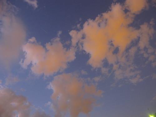 Nubes de marte