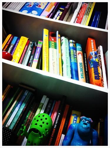 Cuidando dos livros - dicas no @pqleitores