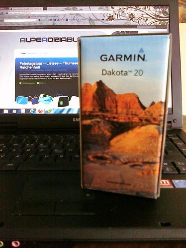Garmin Dakota 20 - Test