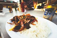 Lomo Saltado (Lord Bas) Tags: food cola inka peruvian lomosaltado