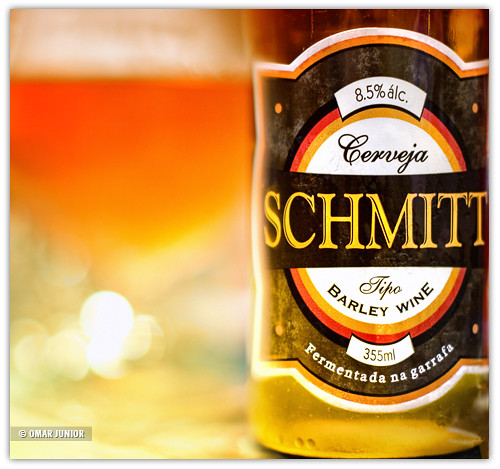 Cerveja Schmitt Barley Wine