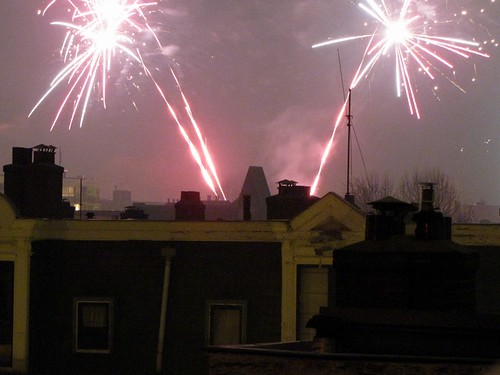 Best New Year's Fireworks in Europe?