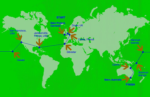 eden 2 eden map