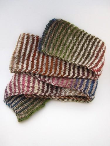 Noro Striped Scarf #1