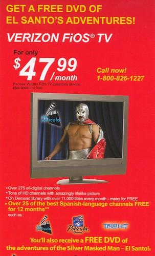 el santo tv