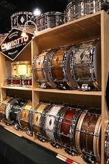 Craviotto snare drums