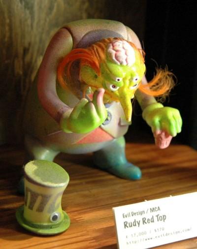 Popsoda Custom Many Mey Show at 8 Style Gallery