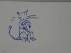 Mousey Rat (mscheesecake) Tags: work rat immortal