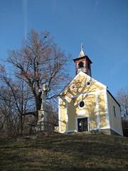Veszprém, Csatár-hegy kápolna (laszlo.osvald) Tags: veszprém csatárhegykápolna