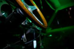 Nardi (Shutter Theory) Tags: longexposure lightpainting vacuum oil nightshots atnight 1973 gauges volt datsun butterscotch slowshutterspeed 620 inthedark lightpaint l20b bulletside pl620 allphotoswanted