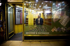 Change & Exchange (lachance) Tags: man money turkey istanbul bazaar bazzar exchange moneychanger grandbazaar currencyexchange bizzar oldbazaar doviz grandbizzar mg2580jpg changeyourmoney