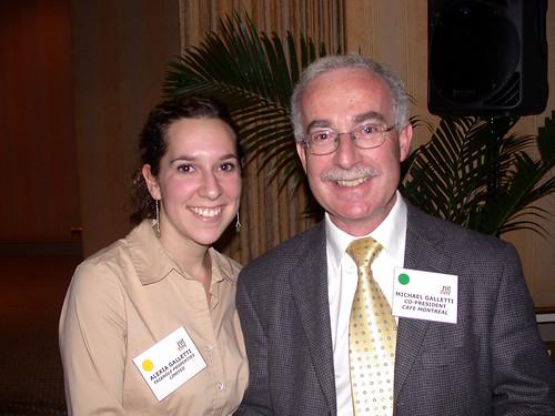 Alexia Galletti and Michael Galletti