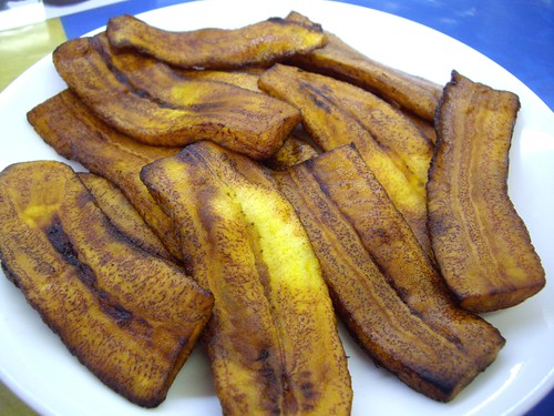 Maduros at Los Galapagos