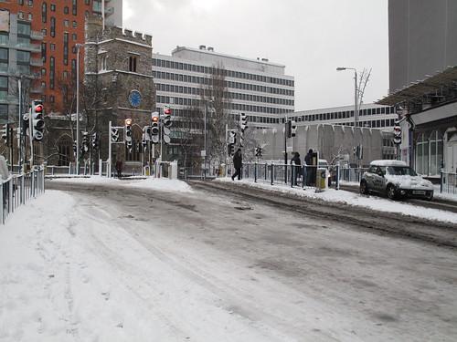 White roads