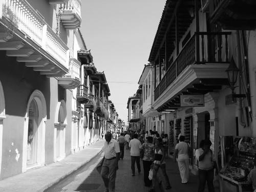 Cartagena's Centro Histórico...
