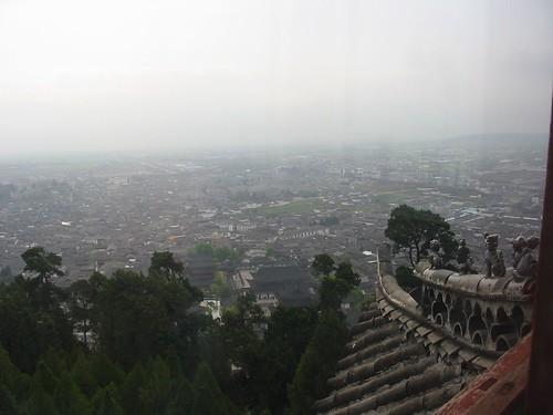 Lijiang is dus niet zo'n heel klein lieflijk dorpje