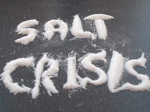 Trash Blanc: Salt Crisis