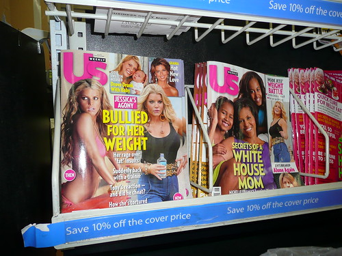 Shame on US Weekly by LauraMoncur from Flickr