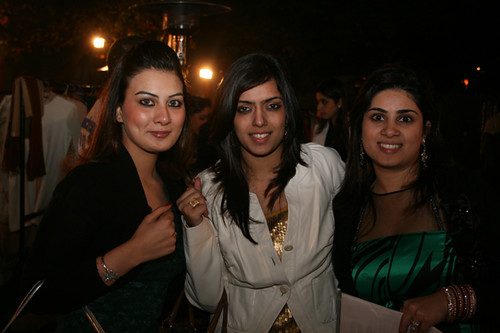 Pallavi, Tanavi and Tania