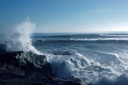 wave coast by Wonderlane