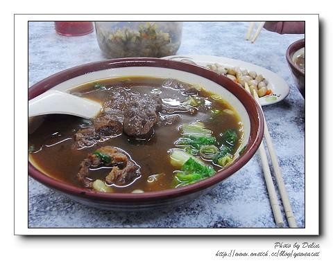 大貓紋 拍攝的 吳家牛肉麵 (4)。
