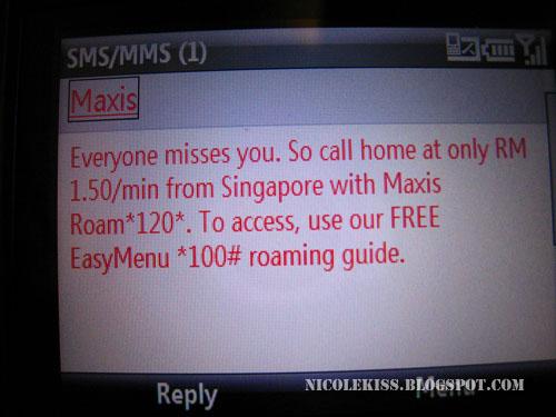 singapore text