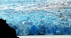 Ice. (Matzepeng) Tags: chile ice glacier torresdelpaine greyglacier