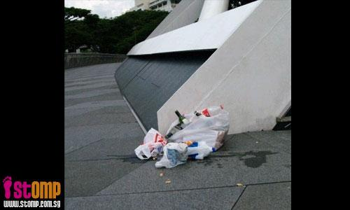 """Rubbish left on Mount Faber trail is such an eyesore"""