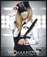 Britney Spears [Womanizer Circus Starring Tour] ( Omar Rodriguez V.) Tags: blue sky cloud white black art me water muscles leather fashion birds rock sex glitter clouds diamonds magazine dark hair ouch gold golden photo video official fantastic model glamour doll dolls tour shot kylie amy princess fuck spears circus lace madonna balloon performance guitars surreal style pop queen sparkle trouble fantasy sing bitch singer fancy glam wish seek blackout omar britney powerful 2009 gq edit rodriguez starring womanizer slave4britney