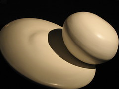 Life Have No Edge (blind_donkey) Tags: art museum israel telaviv klein ceramics biennale sculpter soe israeli marcelle blueribbonwinner otw eretz eretzisraelmuseum goldstaraward rubyphotographer fifthisraeliceramicsbiennale