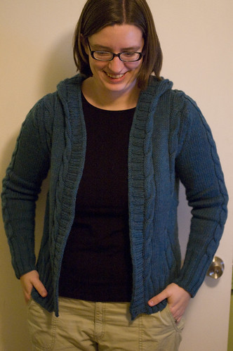 Knitting Pattern Central Park Hoodie : Central Park Hoodie - dontcallmebecky
