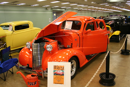 Hunters Auto Expo Car Show 2009 Preview 1938 Chevy