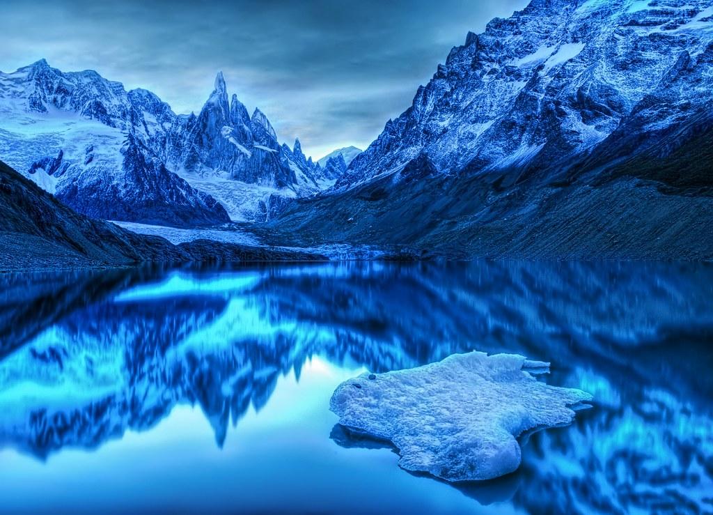 Nature S Icy Layer Crossword