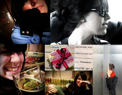 happy day  (Denise Telles) Tags: birthday friends friendship saudade lovelovelove amie bru sisterhood  imissu voltalogo memanquemaamie