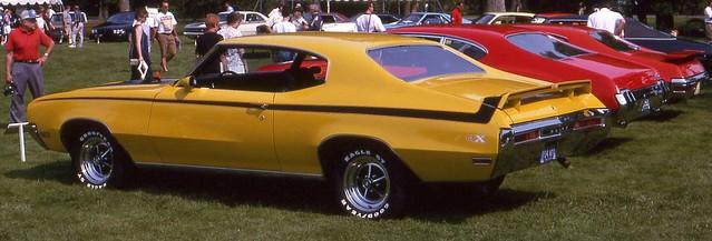 hardtop buick 1970 gsx skylark eyesonclassicdesign1995 1970buickskylarkgsx ©richardspiegelmancarphoto