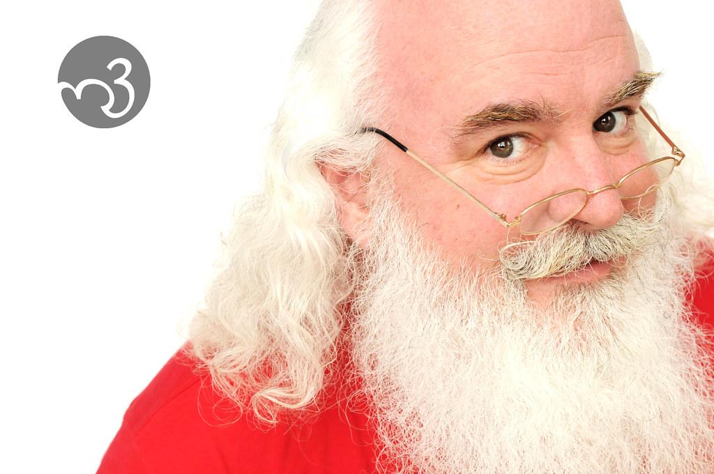 Santa's Close-up