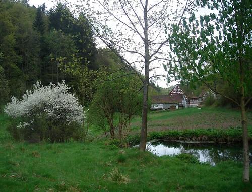 Mühle im Trubachtal, Fränkische Schweiz