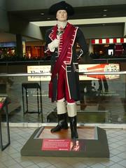 "Pittsburgh Airport - ""Two Warriors"" (Aldene.Gordon) Tags: airport pittsburgh"