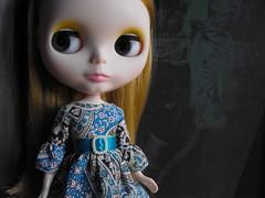 Blue dress7
