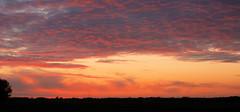 Another Evening -  (2009-04-29) (Hindrik S) Tags: evening light sunset april clouds licht ljocht jûn red orange α300 sonyalpha sony sky nature ljouwert fryslân friesland color alpha300 a300 avond excapture flickraward westeinde leeuwarden cloudhunter cloudhunting liwwadden sonyphotographing amount