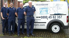 OvenGleam's Oven Cleaning Operatives 2009