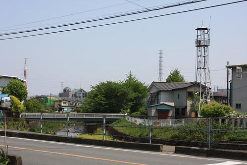 小谷田の火の見櫓