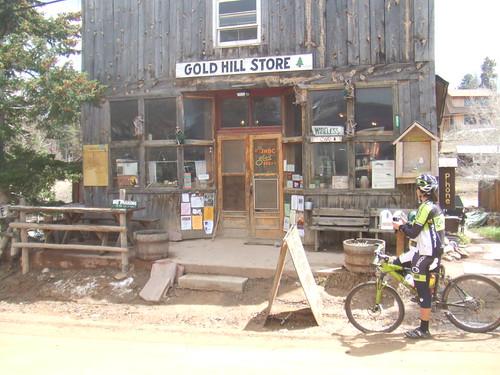 Boulder - Switzerland Trail - Gold Hill - Boulder