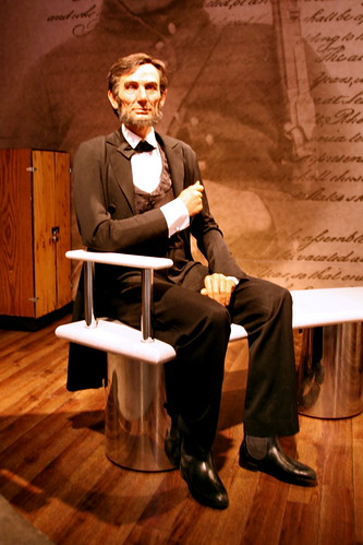 "Abraham Lincoln by cliff1066â""¢, on Flickr"